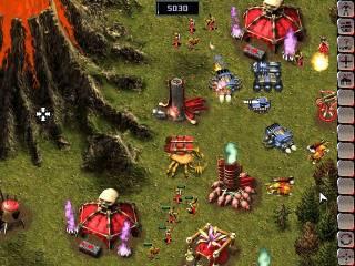 Juegos RTS de Estrategia en 2D Evolved2